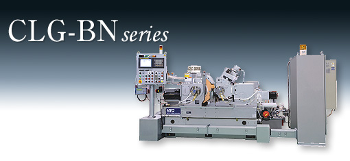Coreless grinding machines CLG-BN Series
