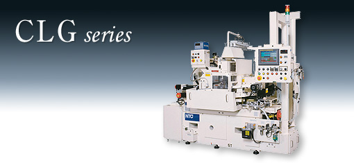 In-feed exclusive-purpose centerless grinding machines CLG Series
