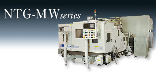 Multi-wheel grinding machines NTG-MW Series